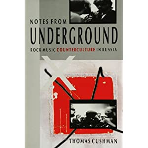 Amazon.com: Notes from Underground: Rock Music Counterculture in ...