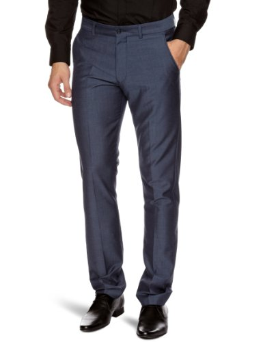 GABICCI Rainham Slim Men's Trousers Blue W30INxL32IN