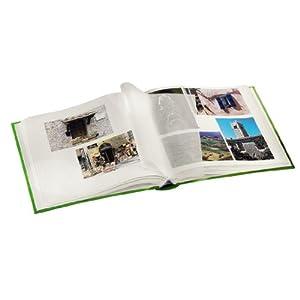 """Hama Jumbo-Album """"Singo"""", 30x30 cm, 100 Seiten, grün"""