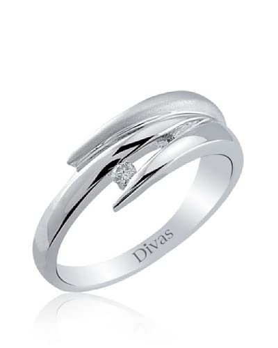 Divas Diamond Anillo 0,04 ct Diamond Solitaire