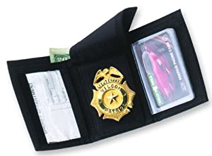 Strong Tri-Fold Ballistic Weave Wallet