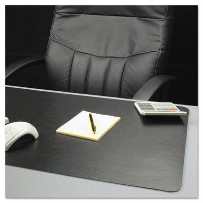 Es Robbins 120758 Natural Origins Desk Pad 36 X 20 Matte Black