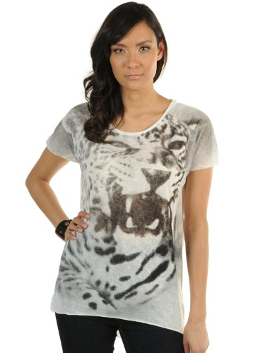 Second Female Tiffany Tiger T-Shirt XS, white