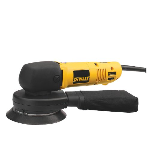 DEWALT DW443  6-Inch Electronic Variable Speed Right-Angle Random Orbit Sander