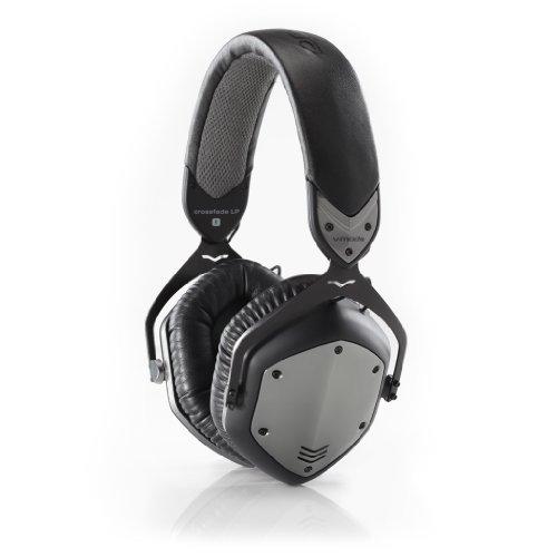 V-MODA Cross-fade LP Over-Ear Headphones (Gunmetal Black)
