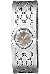 Gucci Women's YA112501 Twirl Small Bangle Watch