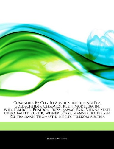 articles-on-companies-by-city-in-austria-including-pez-goldscheider-ceramics-klein-modellbahn-wiener