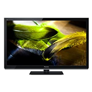Panasonic VIERA TC-P50UT50 50 inch 1080p 600Hz 3D Plasma HDTV with DLNA/Built-in Wi-Fi, Viera Connect, Fast Switching Phosphors, 20,000,00:1 Contrast Ratio