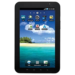Samsung Galaxy Tab Wifi with 16GB Internal Memory