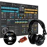 DJ-Tech MP3 Mixing Package (Headphones Soundcard & Software)