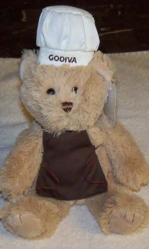 godiva-chocolatier-brown-bear-with-hat-and-apron-by-gund