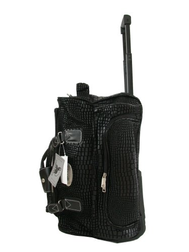 Leonardo Trolley 18 Zoll / 47cm Reisetasche Handgepäck,
