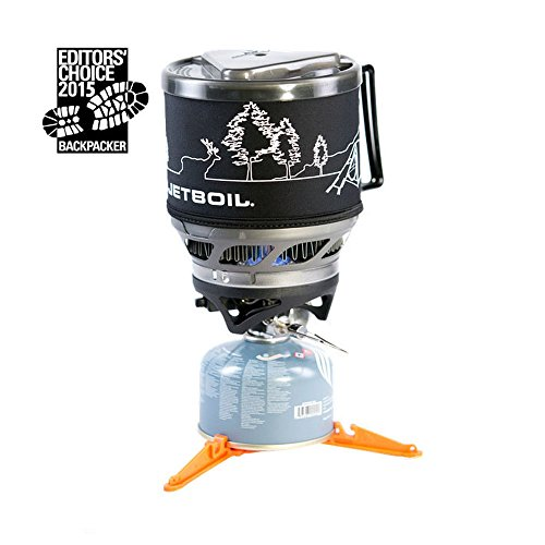Jetboil MiniMo Personal Cooking System Carbon w/ Line Art One Size (Personal Cooking System compare prices)