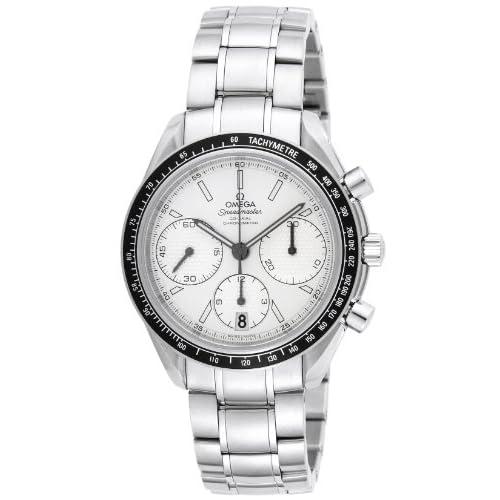 [オメガ]OMEGA 腕時計 スピードマスター シルバー文字盤  コーアクシャル自動巻 100M防水 クロノメーター デイト 326.30.40.50.02.001 メンズ 【並行輸入品】