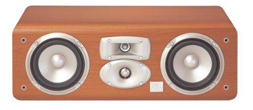 Jbl Lcich3-Way, High Performance Dual 5 -1/4-Inch Center Channel Loudspeaker (Cherry)