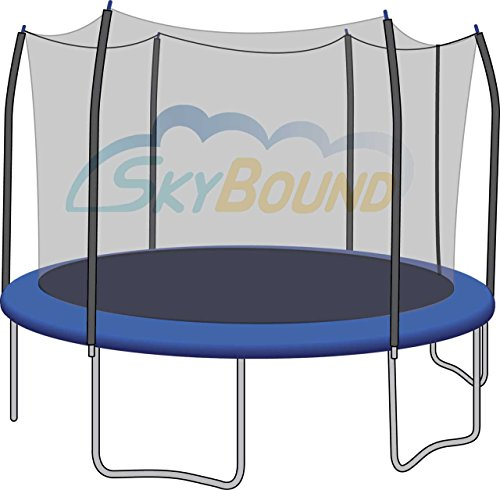 SkyBound-Trampoline-Net-Fits-Round-12-Ft-Frames-Fits-6-Straight-Curved-Poles