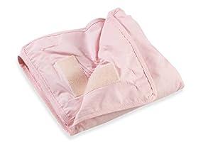 Arm's Reach Concepts Mini Co-Sleeper 100% Cotton Sheet, Pink