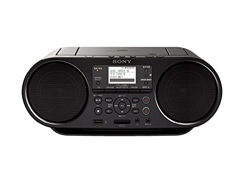 SONY CDラジオ Bluetooth対応 ZS-RS80BT