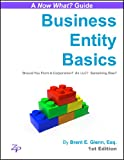 Business Entity Basics