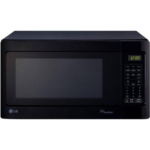 LG LCRT1513SB Countertop Microwave Oven, 1100-watt, Black