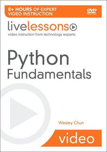 Python Fundamentals (DVD)