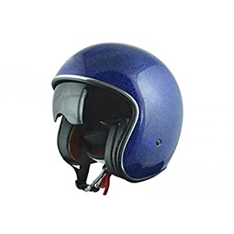 OR002182 - Casque Origine Sprint Deep Blue Bleu Métallisé Xs