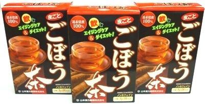 山本漢方 ごぼう茶100% 3g×28包