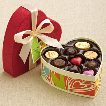 Sweetheart Chocolate Heart Assortment