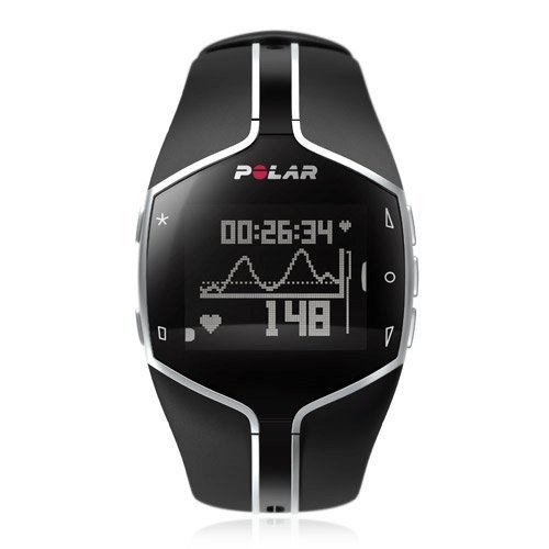 Polar FT80 Fitness Heart Rate Monitor Watch