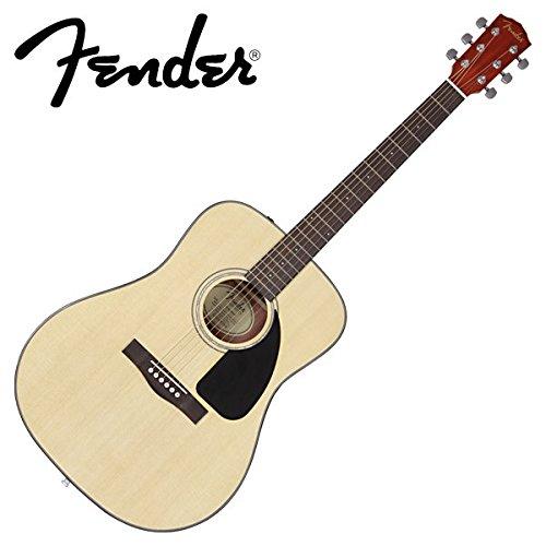 FENDER CD-60 V2 Natural アコースティックギター
