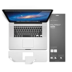 elago PALMREST SKIN for 15-inch MacBook Pro (unibody)with Trackpad Protector
