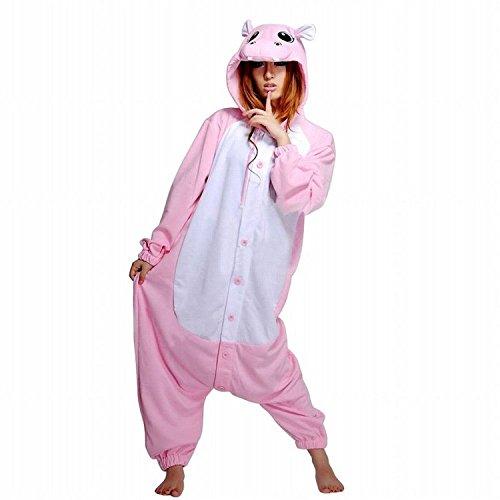 c6a371e8fe Disfraz Unisexo Adulto Animal hipopótamo Pijama