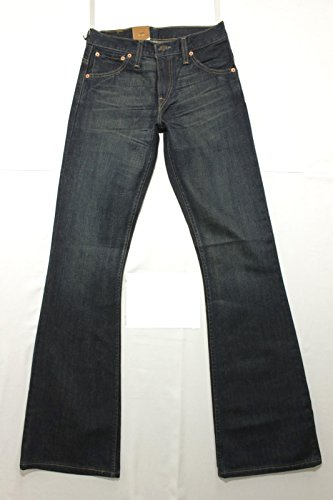 Levi's 516 bootcut flare jeans Nuovo Tg.41 W27 L34 Donna