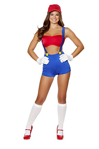Video Game Vixen Sexy Costume - LARGE