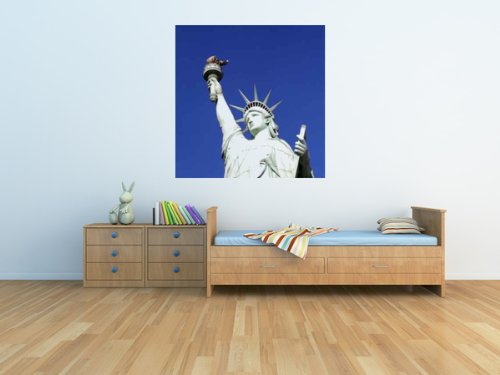 Liberty Wall  Wallmonkeys New York Hotel Decal Stick