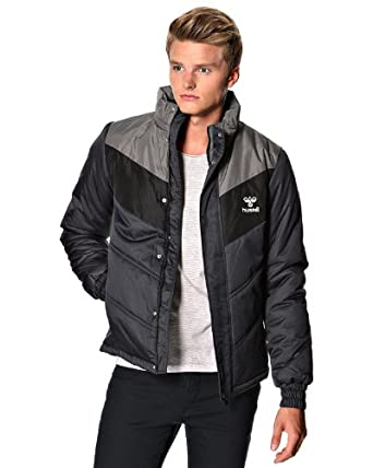 Amazon.com: Hummel Fashion Men's Hummel 'Ethan' Winter Jacket Small