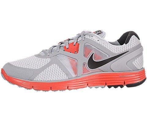 Nike Lunarglide 3 Pure Platinum Black