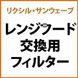 リクシル・サンウェーブ レンジフード 交換用フィルター 1枚【SGF-611BBH】