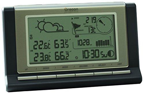 oregon-scientific-wmr-89-estacion-meteorologica-profesional-con-software-para-pc-color-plata-y-negro