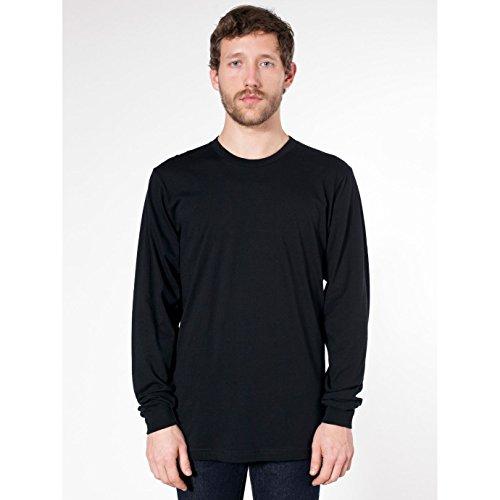american-apparel-t-shirt-a-manches-longues-homme-s-noir