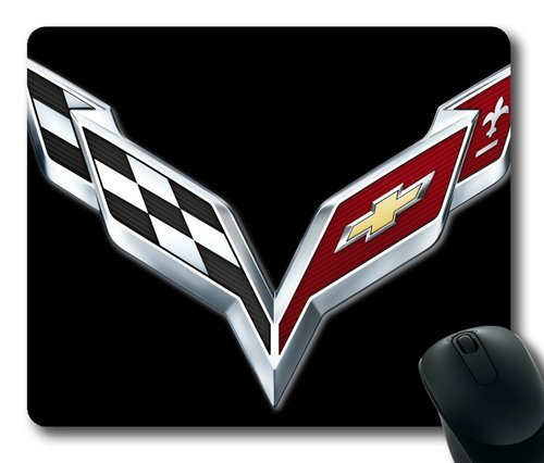 chevrolet-corvette-new-logo-rectangle-mouse-pad-by-eemuse