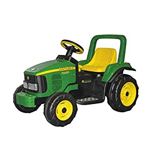 Ride-On Toys Tractor John Deere Power Pull ED1167 Peg Perego