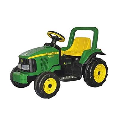 Ride-On Toys Tractor John Deere Power Pull ED1167 Peg Perego