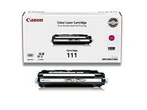 Canon Genuine Toner Cartridge 111 Magenta