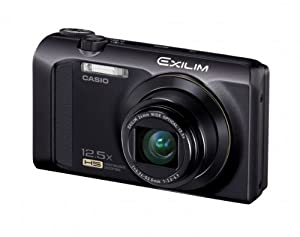 Casio Exilim EX-ZR300 digital camera (16,1 Megapixel, 25x Multi SR Zoom, HDR) black
