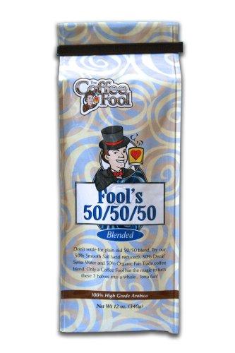 Fool's 50 50 50 - Espresso Grind