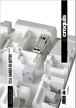 El Croquis 126: Xaveer De Geyter 1992-2005: Elia Zenghelis: Amazon.com