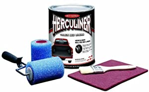 Herculiner DiY Truck Bed Liner Roll-On Kit HCL1B8 by South Africa