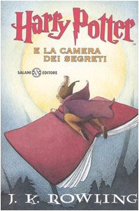 Harry Potter E la Camera Dei Segreti (Italian Edition)