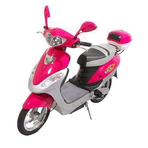 Motor Scooters For Kids In Pink The